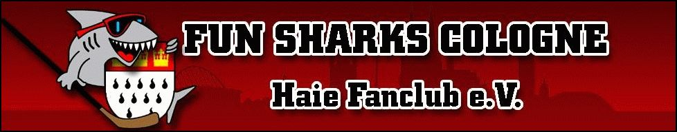 Fun Sharks Cologne - Haie Fan Club e-V.